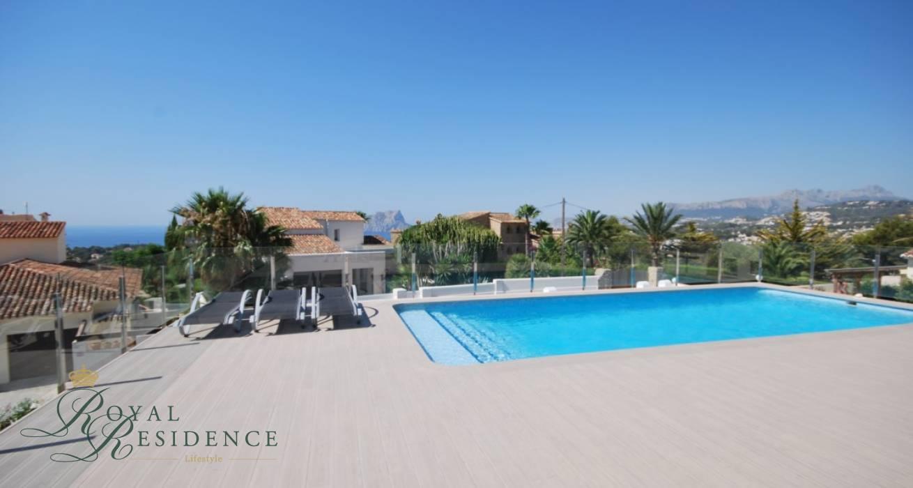 Moraira, Costa Blanca, Spain, 3 Bedrooms Bedrooms, ,2 BathroomsBathrooms,Villa,Sale,1338